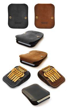 Key Wallet + card pocket