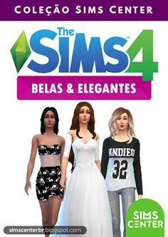 The Sims 4 Belas & Elegantes - Sims Center