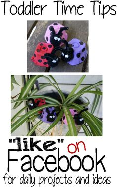 Creative crafts and projects for kids. Toddler Time Tips @ https://www.facebook.com/toddlertimetips