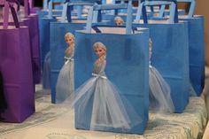 Bolsitas Cumpleaños Frozen Souvenirs - $ 20,00 en MercadoLibre