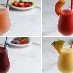 4 Frozen Sangrias That'll Kick Off Your Summer The Right Way