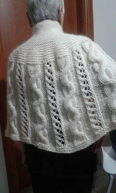 Knitting Designs, Knitting Patterns, Crochet Patterns, Braided Scarf, Crochet Lace Edging, Knit Picks, Stitch Patterns, Knitted Hats, Needlework