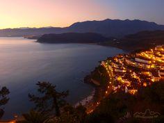 Lastres, Asturias, Mar Cantabrico
