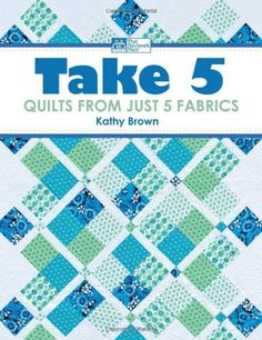 Take Five Quilt Pattern - PDF instant download | Patterns, Quilt ... : take 5 quilt pattern free - Adamdwight.com