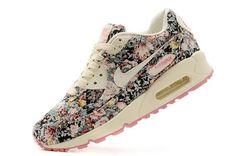 Nike Air Max 90 Femme Fleur De Pivoine