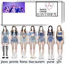 Fashion Idol, Kpop Fashion Outfits, Black Girl Fashion, Stage Outfits, Dance Outfits, Girl Outfits, Baddie Outfits Casual, Classy Outfits, Korean Outfits Kpop