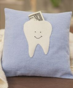 Tooth pillow :)