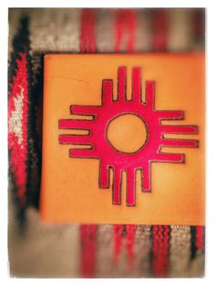 Zia New Mexico Symbol rzka445