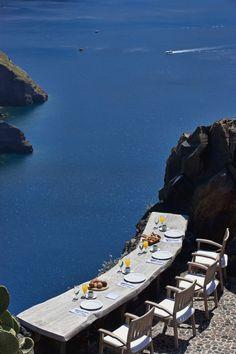 Petra Villas, Santorini.
