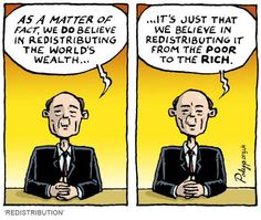 World's finance ministers back redistribution #EvenItUp #inequality