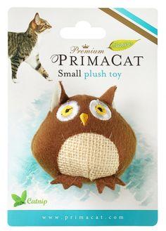 Premium PrimaCat Nature minttupehmo Pöllö - PetNetstore