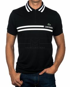 Discover more about mens shirts Polo Shirt Outfits, Polo Outfit, Mens Polo T Shirts, Polo Tees, Boys Shirts, Mens Tees, Lacoste T Shirt, Lacoste Sport, Camisa Polo
