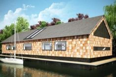 2 bed houseboat for sale in Hampton Court Road, East Molesey KT8 -         POA