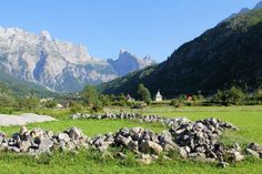 Arrival in Theth village. Image by Tom Masters / Lonely Planet Beautiful Places In The World, What A Wonderful World, Radios, Travel Around The World, Around The Worlds, Visit Albania, Round Trip, Day Hike, Travel Deals