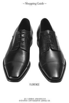 Zapatos - Florence - El Palacio de Hierro - El Libro Amarillo