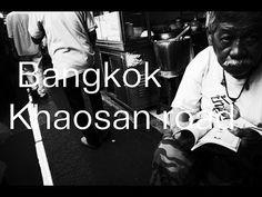 Bangkok travel. Khao San Road (방콕여행 카오산로드)