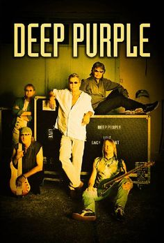 Deep Purple with Steve Morse replacing Richie Blackmore.