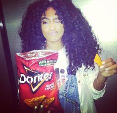 She is so cute ♥️♥️