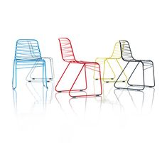 Sillas | Asientos | Flux Chair | Magis | Jerszy Seymour. Check it out on Architonic