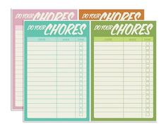 I've used, and subsequently retired, countless chore chart systems for my family, mostly because they end up being just a bit too involved for...