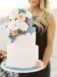 cake decoration de bodas