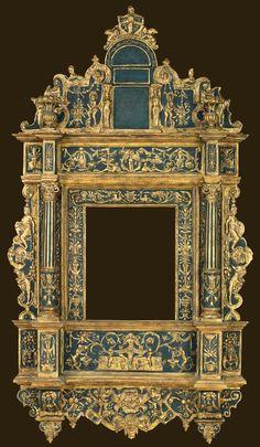Italian 15th Century, Tabernacle – 12 1/2″ x 10 3/4″ x 13″ diegosalazar.com