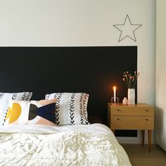 anleitung f r eine gepolsterte betthusse bedrooms room. Black Bedroom Furniture Sets. Home Design Ideas