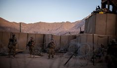 U.S. Abandoning Hopes for Taliban Peace Deal: With the surge of American troops over and the Taliban still a potent threat, American generals and civilian officials acknowledge that they have all but written off what was once one of the cornerstones of their strategy to end the war here: battering the Taliban into a peace deal. || We needed to wipe them out. Rules of engagement hurt us. Announcing departure date hurt us. They are savages, and you have to annihilate savages if you want peace.