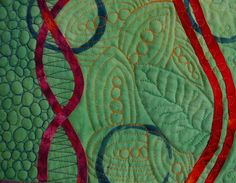 Machine Free-Motion Quilting Tips