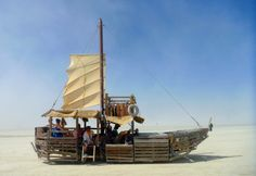 Burning Man is so very wrong Floating Homes, Sports Scores, Burning Man, Sailing Ships, Boat, Fleetwood Homes, Houseboats, Dinghy, Boats