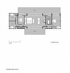 Coromandel Bach Container Home, Coromandel, New Zealand