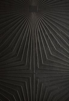 Walled Paper - Concrete Slabs etched at surface to mimic fabric