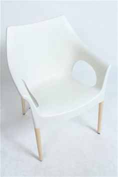 EZfurn - CHAIR OLA Natural White