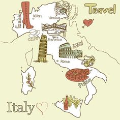 Italy Travel Guide, with all kinds of details and tips.  ✈✈✈ Here is your chance to win a Free Roundtrip Ticket to Naples, Italy from anywhere in the world **GIVEAWAY** ✈✈✈ https://thedecisionmoment.com/free-roundtrip-tickets-to-europe-italy-naples/