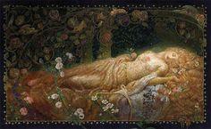 Kinuko Y. Craft - Sleeping beauty