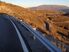 Mecina Alfahar to Ugijar in the Alpujarras with David Giles