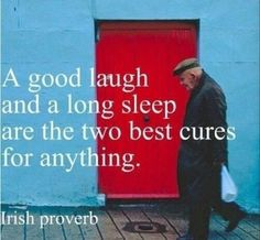 See the Irish know.