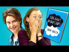 #Funny #Teens Reaction To #FaultInOurStars #Movie #Trailer