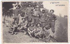 RICHIAMATI ALLE ARMI - 6° Regimento Alpini di stanza a Sigmod – Passo del Gran San Bernardo 1939   #TuscanyAgriturismoGiratola