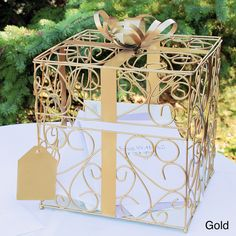Reception Gift Card Holders - Overstock™ Shopping - Big Discounts on Wedding Reception