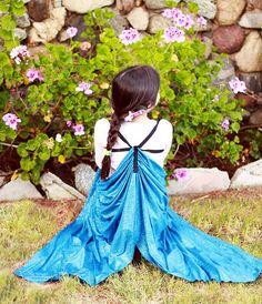 Kids Dress Up Wings Bird Wings  Butterfly Wings by flyingkiss