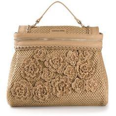 crochet jute bag - Google Search