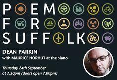 A Poem For Suffolk – Dean Parkin