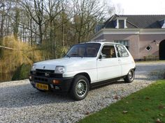 RENAULT 5 5 Alpine Turbo 1983