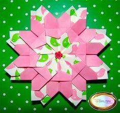Origami Maniacs: Mandala Nice by Carla Onishi