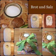 Einzug - Brot und Salz - Rezept