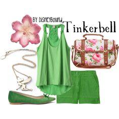 I LOVE Tinkerbelle!!!