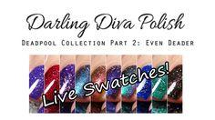 Darling Diva - Deadp