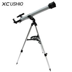1 Set Quality F60700 Refractive 525 X Zoom Astronomical Telescope (700/60mm) Monocular Telescope for Astronomical Observation //Price: $82.48//     #Gadget