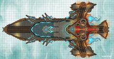 Dungeons And Dragons, Clock, Fantasy Rpg, Campaign, Pathfinder Maps, Dungeon Maps, Ships, Tabletop Rpg, Fantasy Inspiration